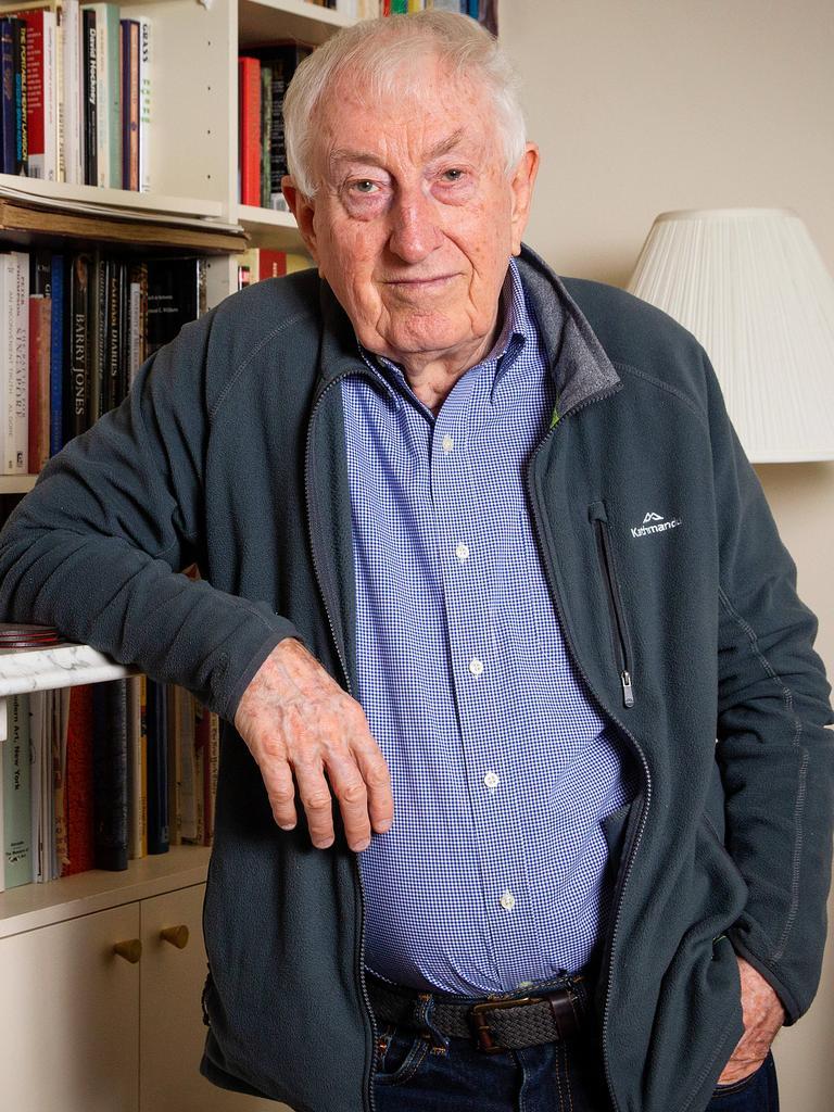 Nobel laureate Professor Peter Doherty. Picture: Mark Stewart