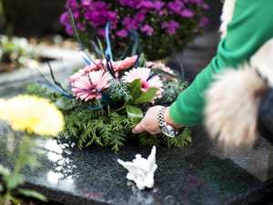 Mum faces DV offences after visiting family gravesite