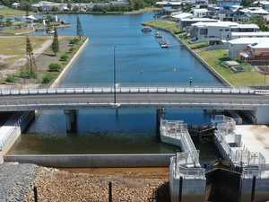 $10.5m bridge, park to open at Pelican Waters