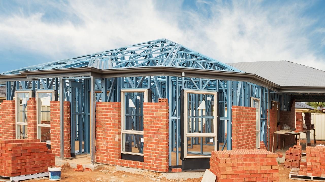 The building and development industry has been booming.