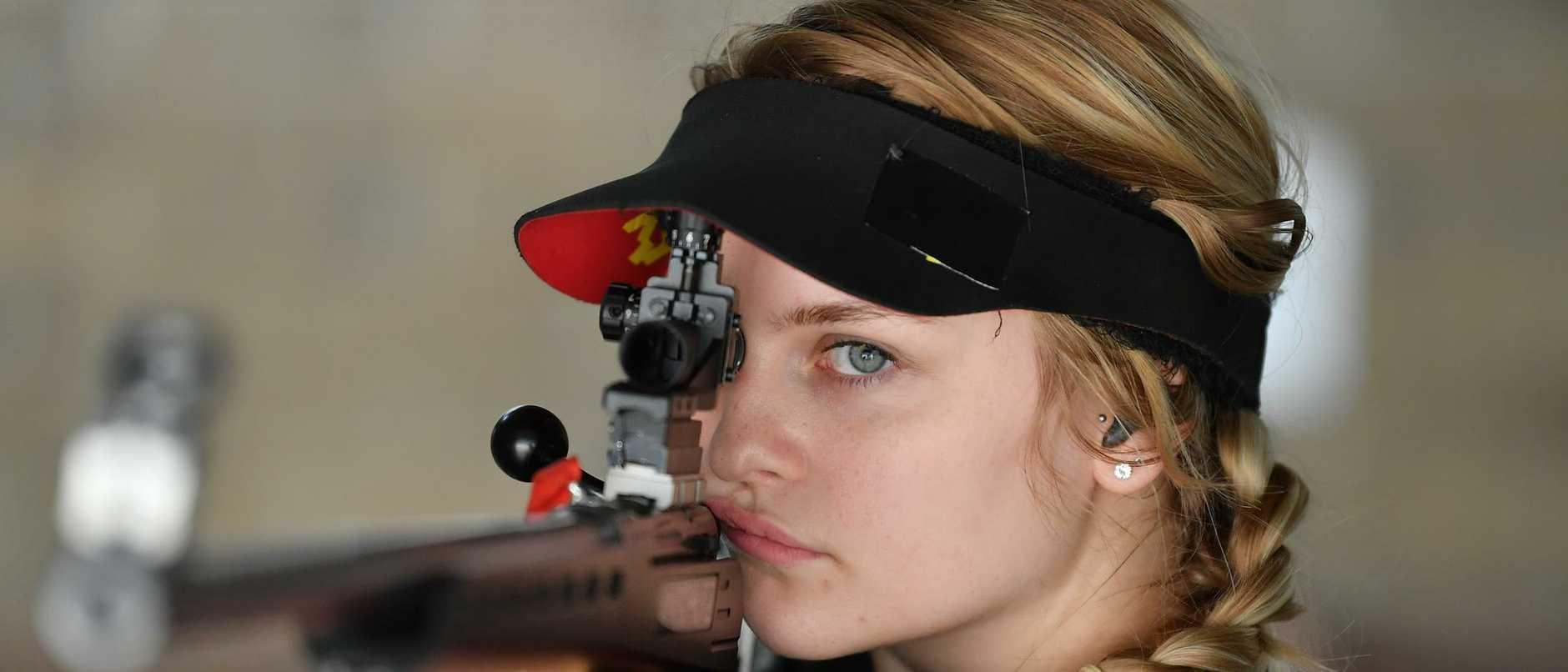 Australia Olympic Games Pistol & Shotgun Nomination Trials