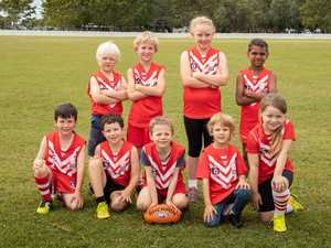 Aussie rules club to host come-and-try session today