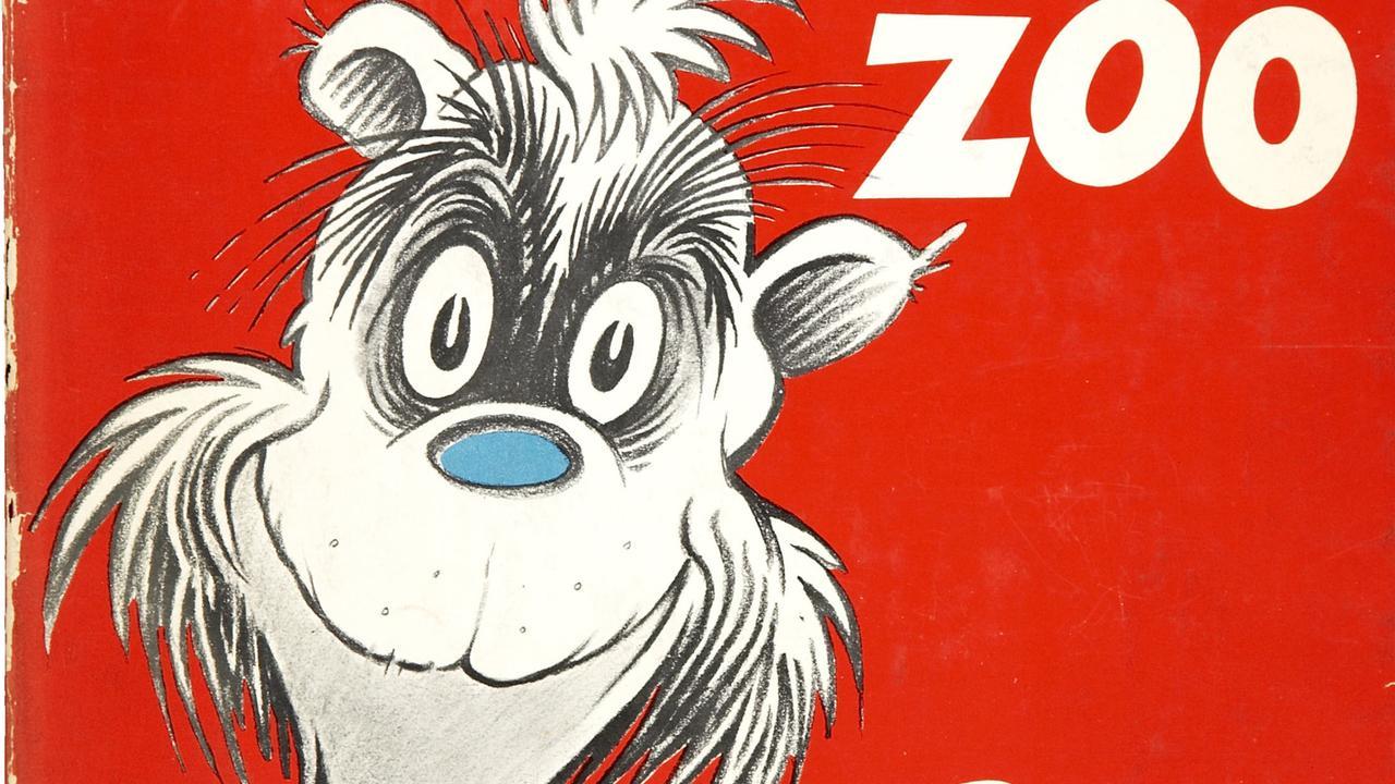If I Ran The Zoo.