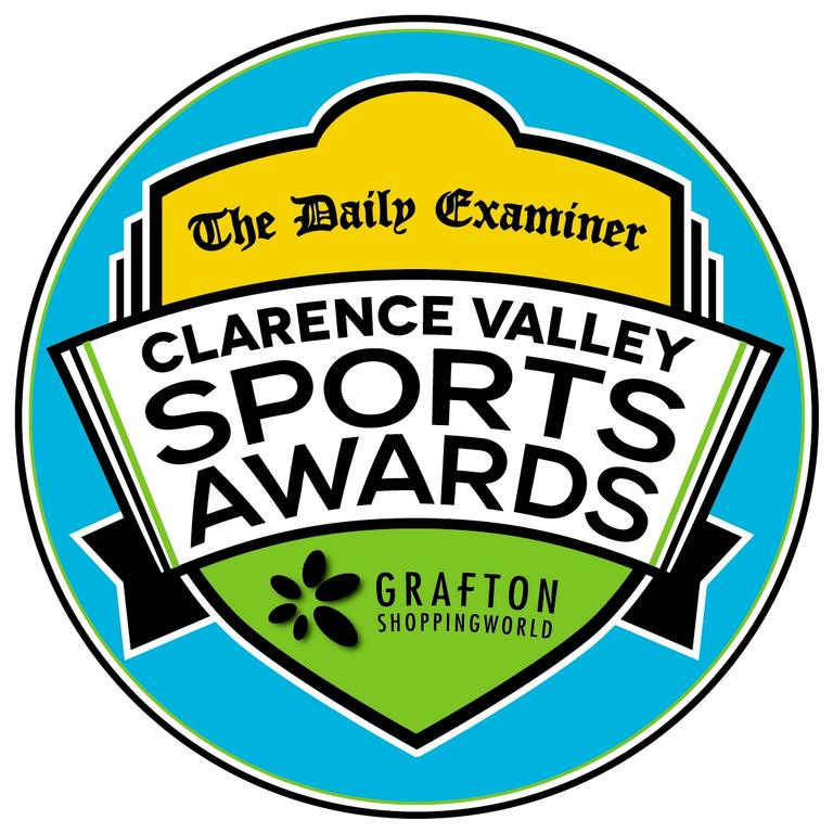 Clarence Valley Sports Awards logo.