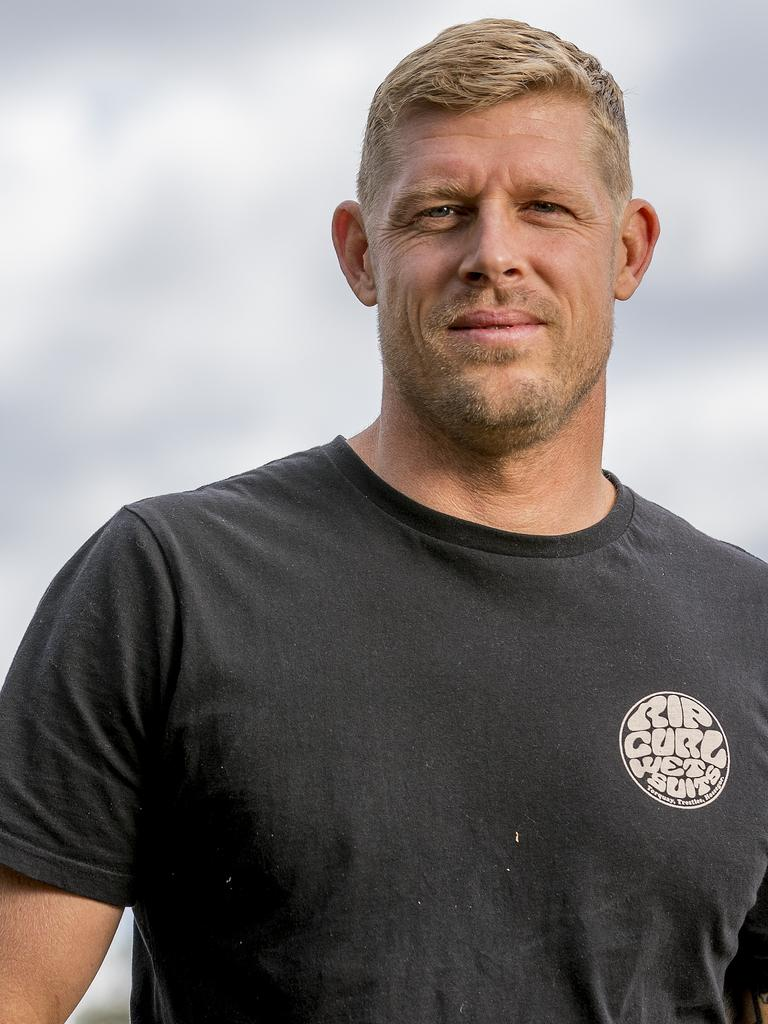 Mick Fanning is ready to tackle Tassie's Shipstern's Bluff. Picture: Jerad Williams