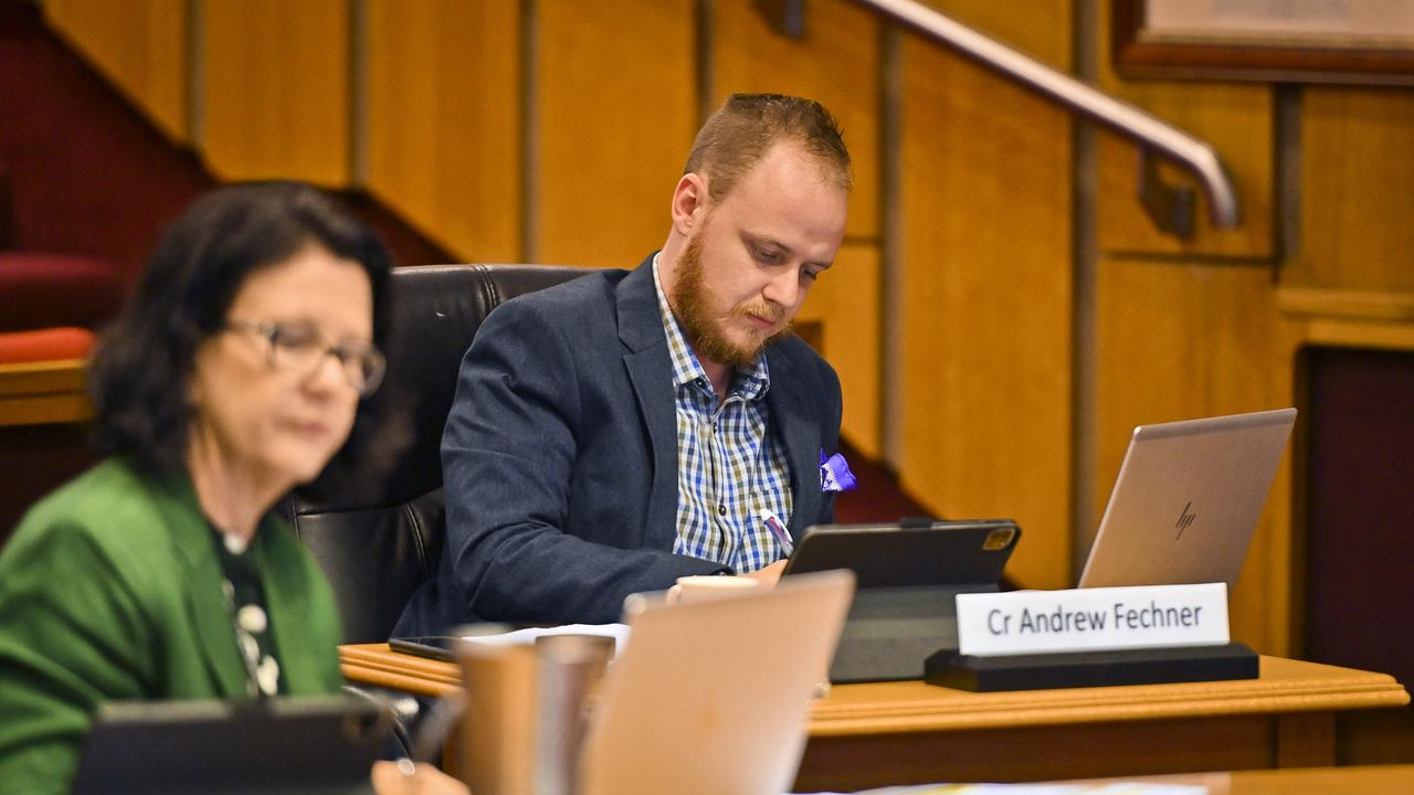 Division 3 councillor Andrew Fechner.