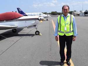 Coast airport senior executive hits the departure lounge