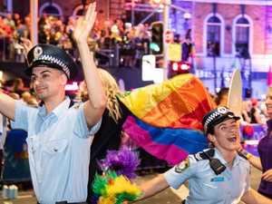 Mardi Gras showdown lands in court