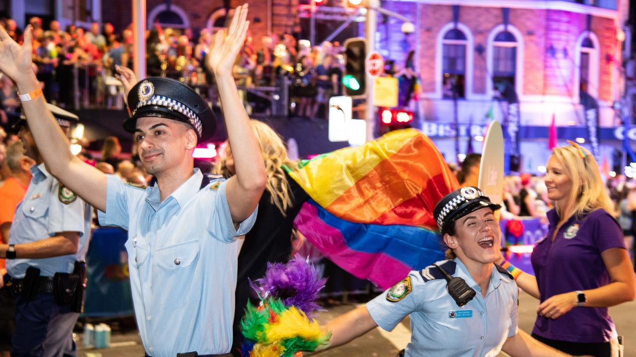 A group of Mardi Gras renegades who believe the annual parade has become too corporate and abandoned its political roots are set for a showdown with police.