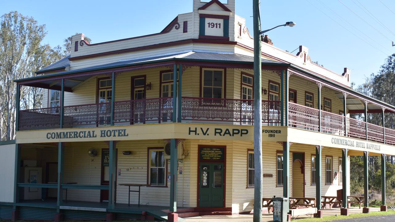 Rappville Pub.