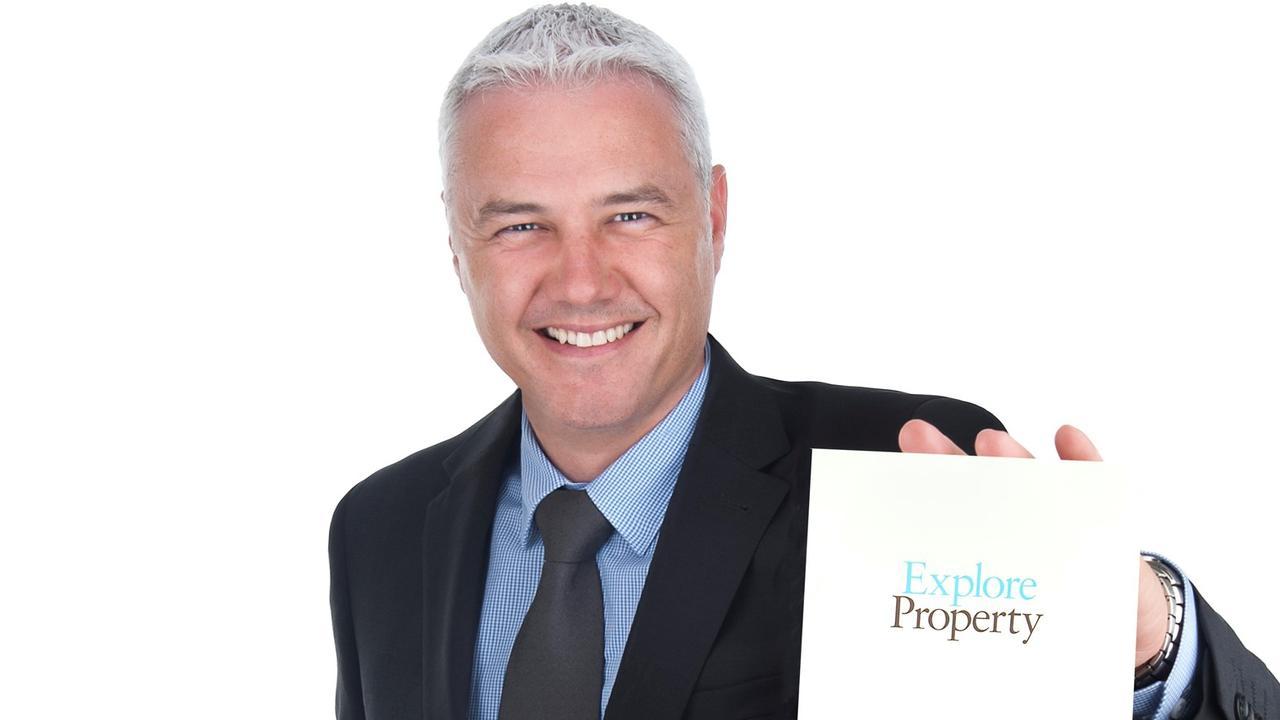 Explore Property real estate agent Mark Daniel. Picture: supplied