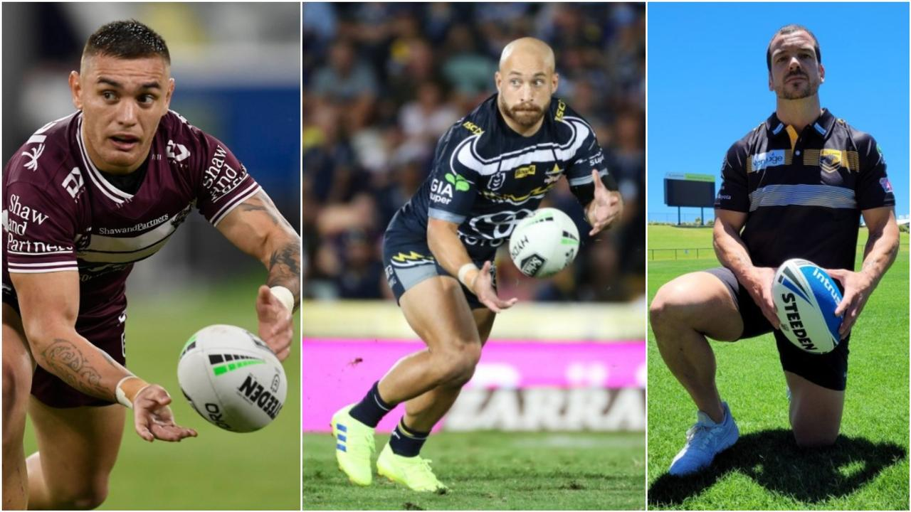 Former NRL stars Danny Levi, Kurt Baptiste and Jarrod Mullen could all grace Pirate Park for a trial game between Sunshine Coast Falcons and Norths Devils.