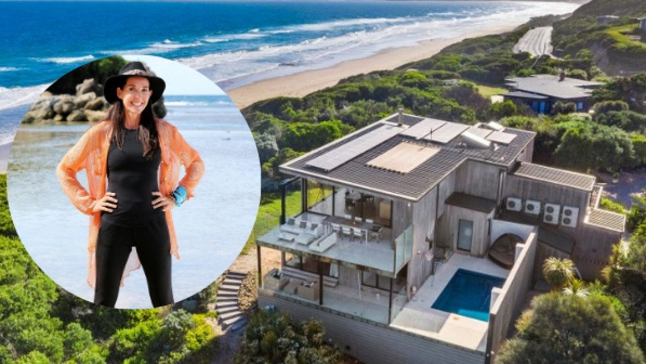 Janine Allis has listed her Toorak mansion and Fairhaven pad that starred in Mad Max as she prepares for a big move.