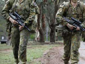 Shock advice to 'attractive' ADF cadets