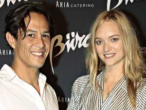 Model Gemma Ward granted AVO against partner