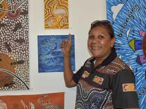 Woorabinda Arts centre to elevate local artists