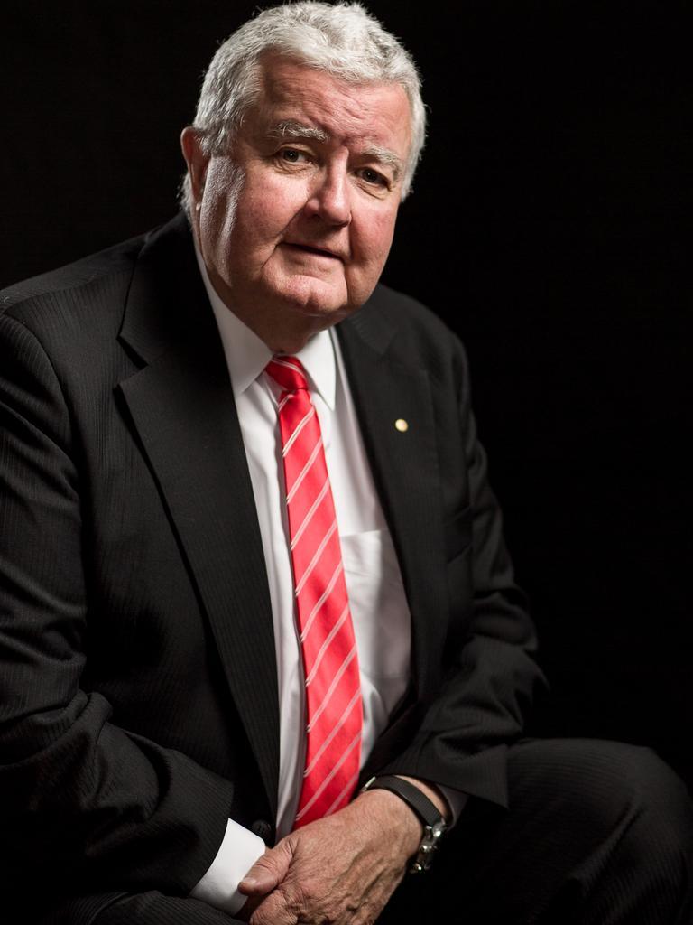Professor Ian Chubb.