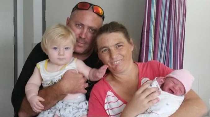 Queensland mum in the fight of her life