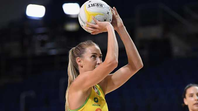 New Diamond sparkling against Silver Ferns