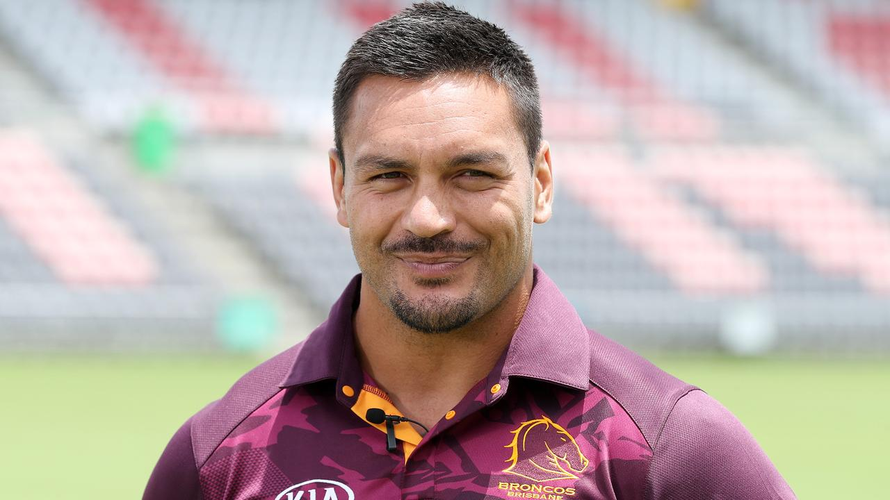 Brisbane skipper Alex Glenn would love to have Israel Folau back at Red Hill. Picture: Liam Kidston.