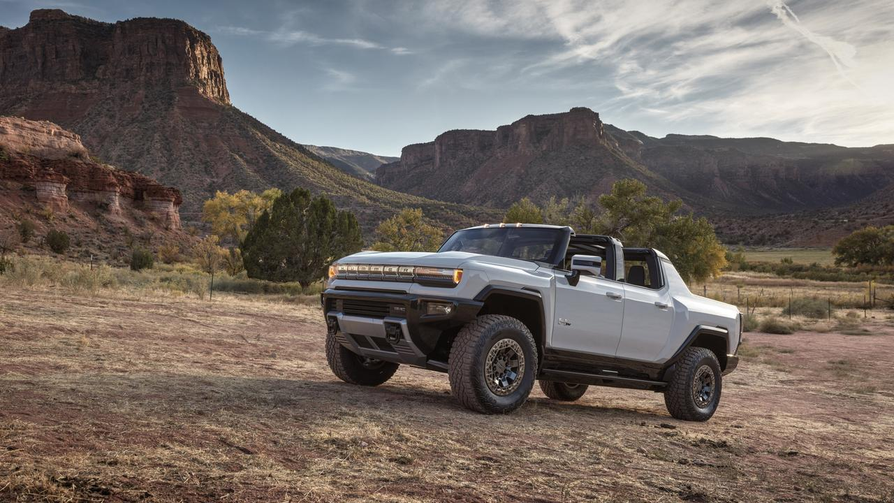 The Hummer is making a return as an electric off-road specialist.