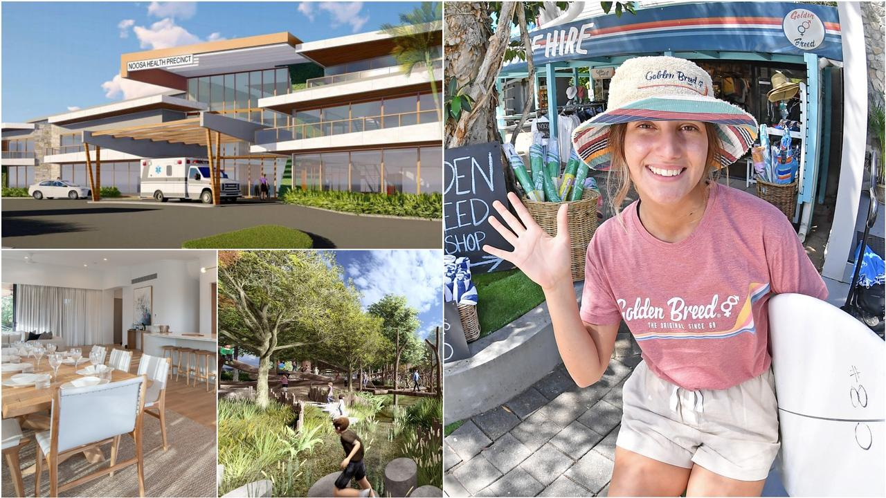 A guide to developments to shape Noosa in the coming years.