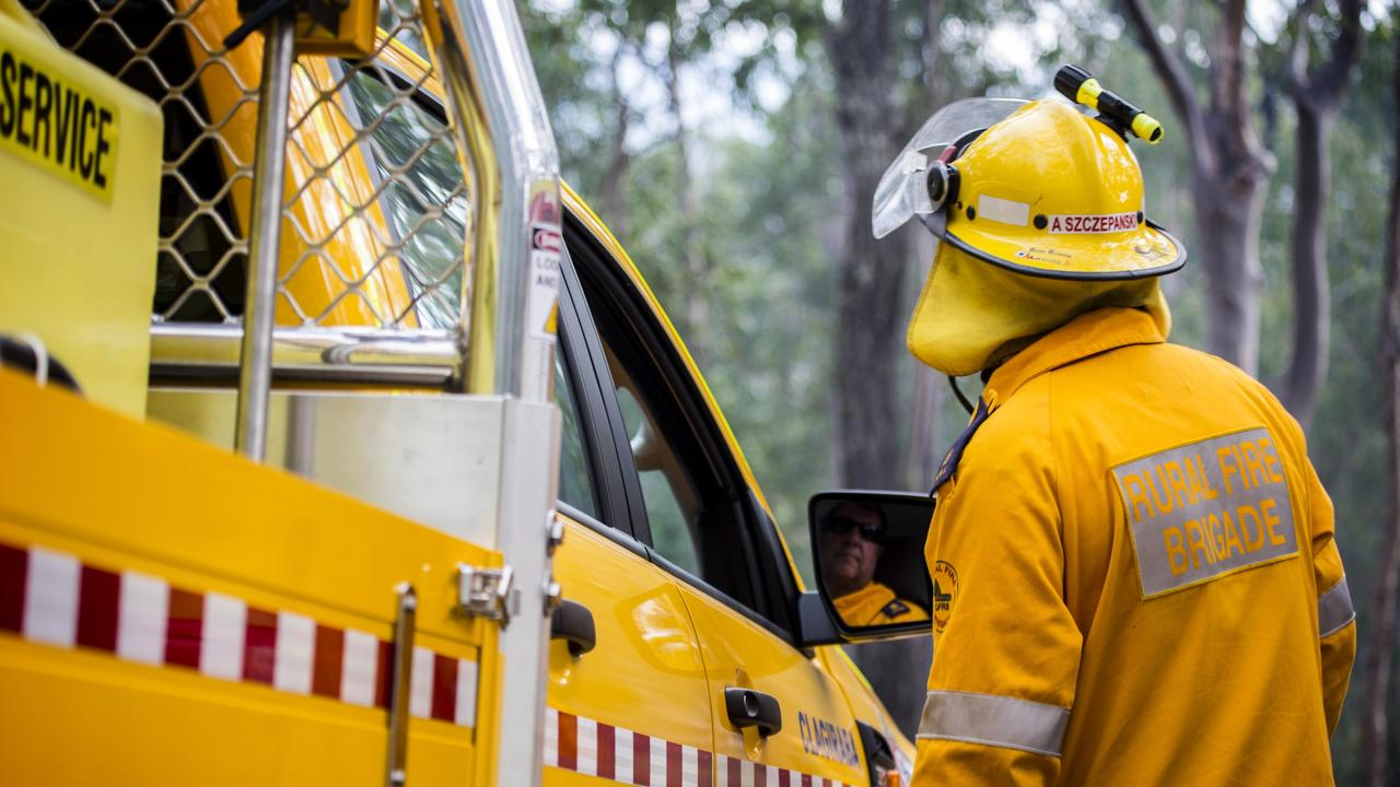 The Queensland Rural Fire Service has suspended all permits to light fires in the North Coast region - of which Gympie is a part - until further notice due to heightened fire conditions. Picture: Queensland Fire and Emergency Service