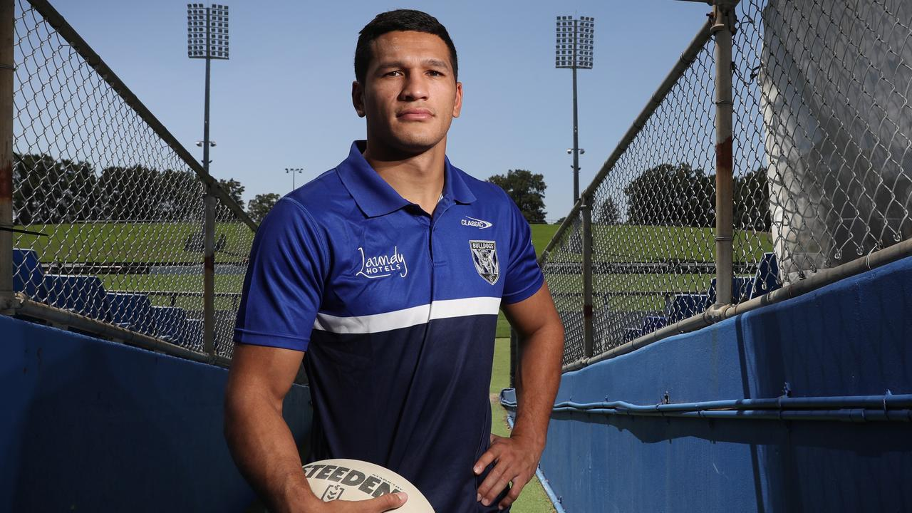 Dallin Watene-Zelezniak is ready to bounce back. Picture: Richard Dobson