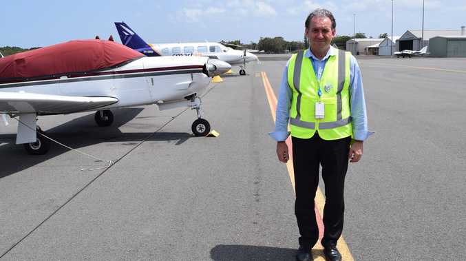 'In capable hands': Meet the new boss of Coffs airport