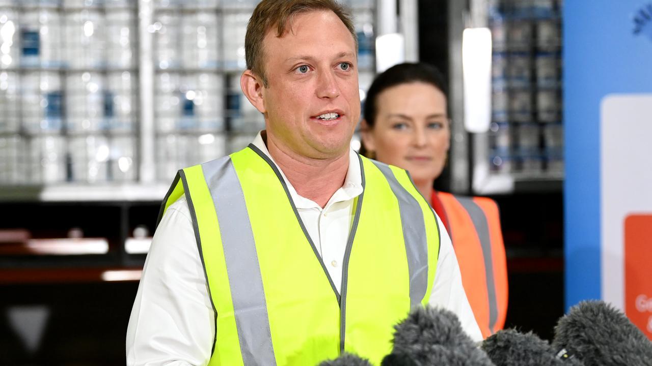 Deputy Premier Steven Miles. Picture: NCA NewsWire / Dan Peled