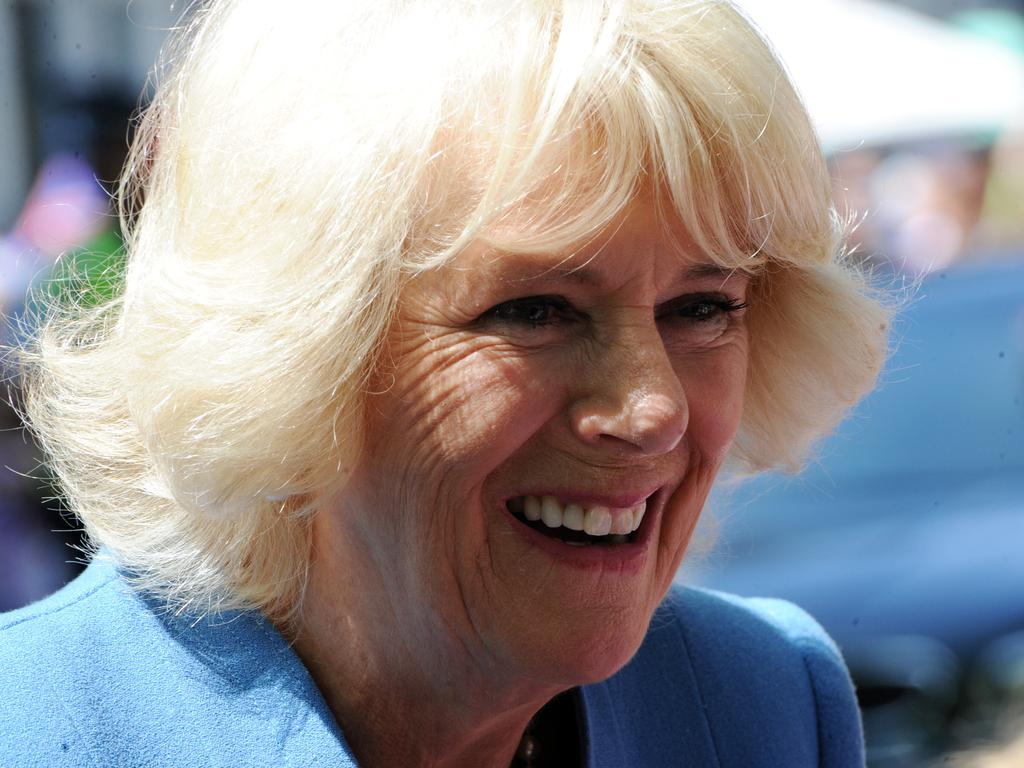 Camilla, Duchess of Cornwall, said Prince Philip's treatment 'hurts at moments'. Picture: AAP Image/SNPA, Ross Setford