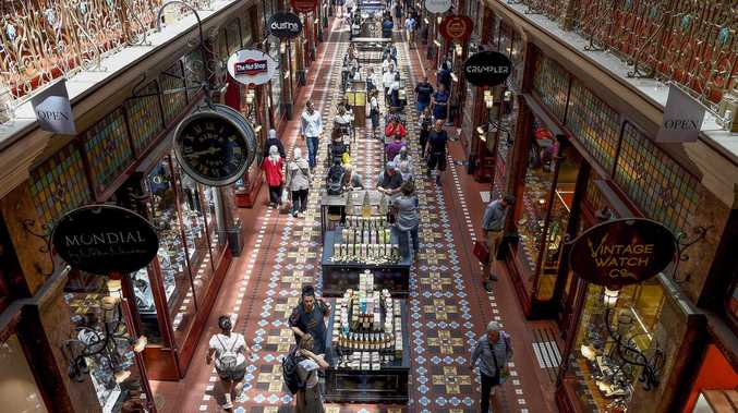 Positive sign for Aussie retailers