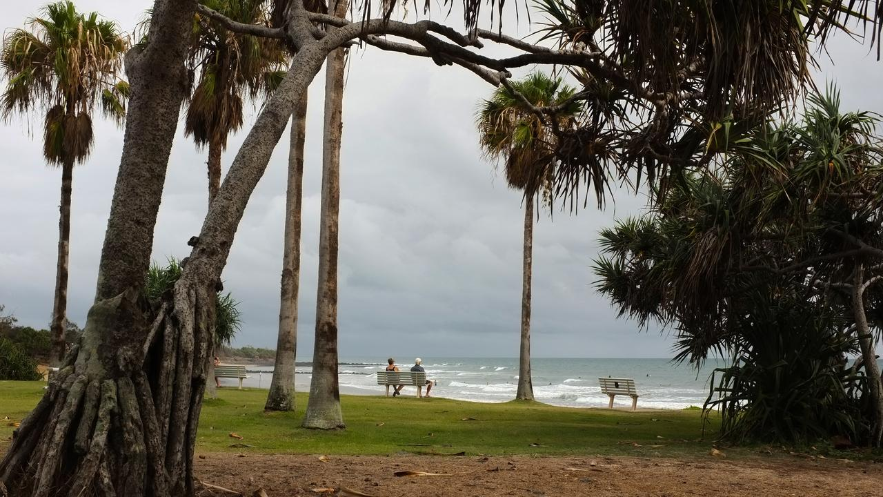 Nielsen Park Beach could be a good option this weekend despite less than ideal conditions.
