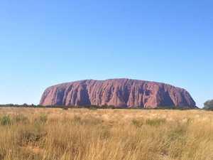 New ad campaign to rock Uluru's image