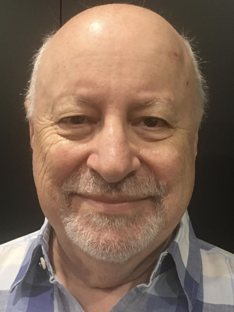 University of South Australia Professor Adrian Esterman.