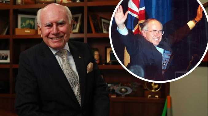 Howard reveals: What today's pollies are lacking