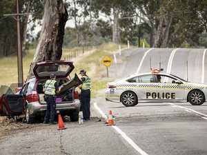 COURT: Miles drives flees scene after crashing into tree