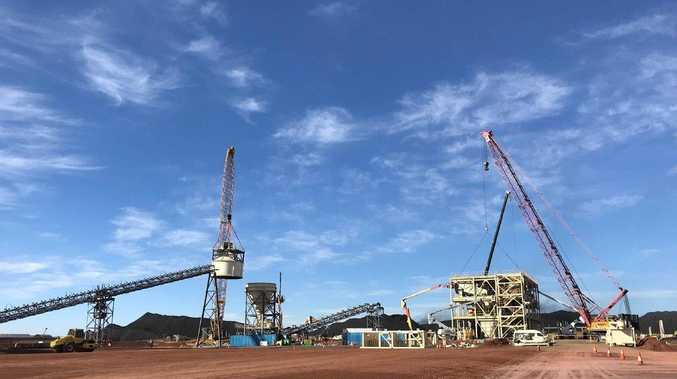 CQ to cash in on $1.3b minerals, manufacturing boom
