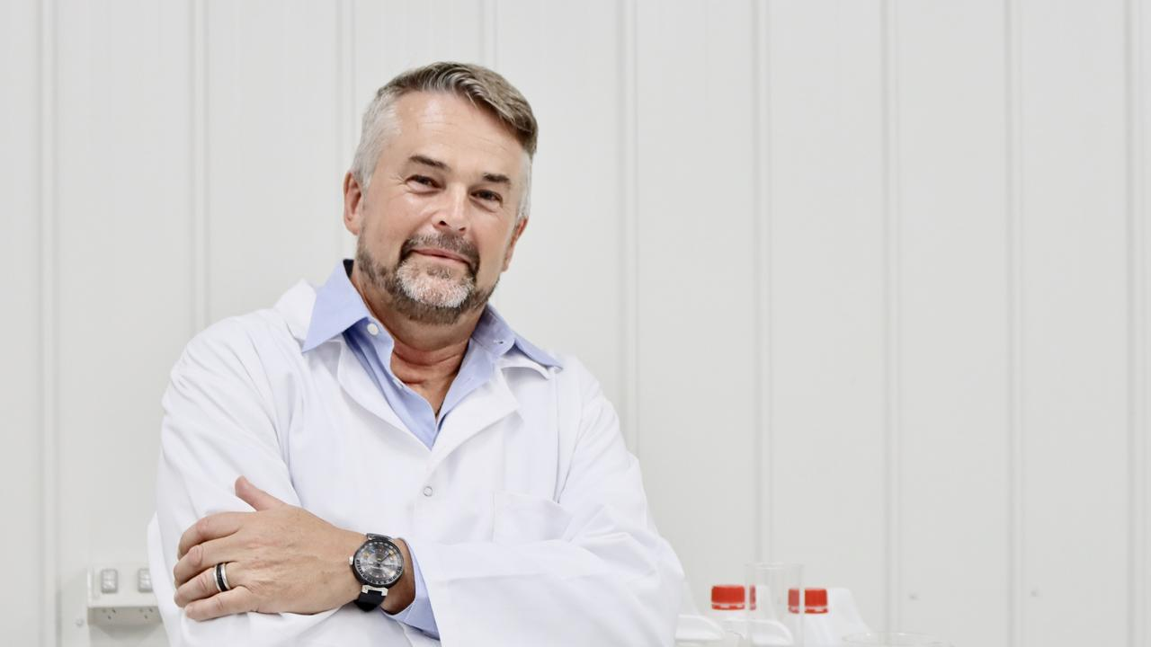Byron Bay entrepreneur Ross Macdougald is the founder of ViroCLEAR, a product found to destroy COVID-19 in 90 seconds.