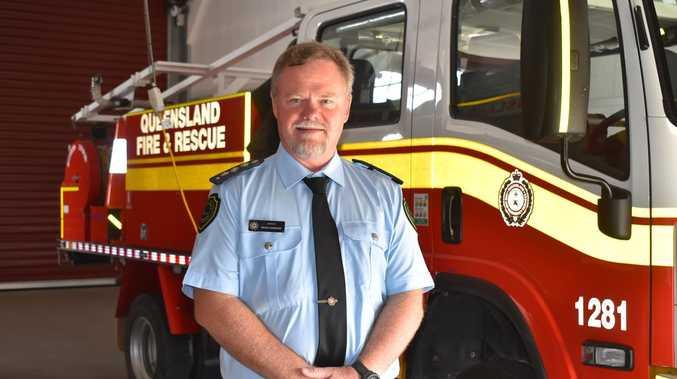 HIGH DANGER: Fire warning issued for Bundy, Burnett regions