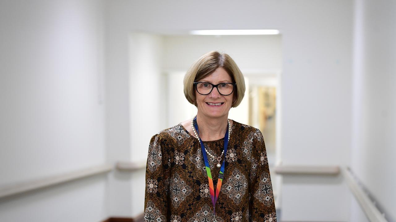 Hospital CEO Debbie Carroll.