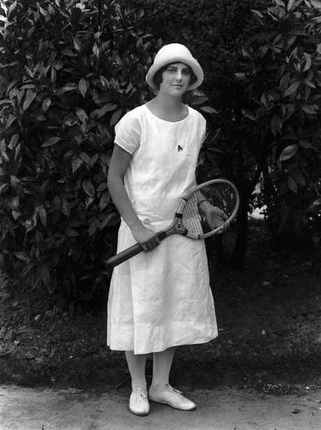 Daphne Akhurst in 1925. Photo: Bassano Ltd