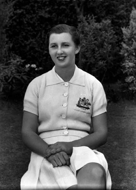 Nancye Wynne Bolton in 1938. Photo: Bassano Ltd