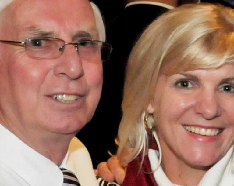 John Anderson and Paula Sturgeon. Photo Dave Noonan / The Chronicle. 30/03/12