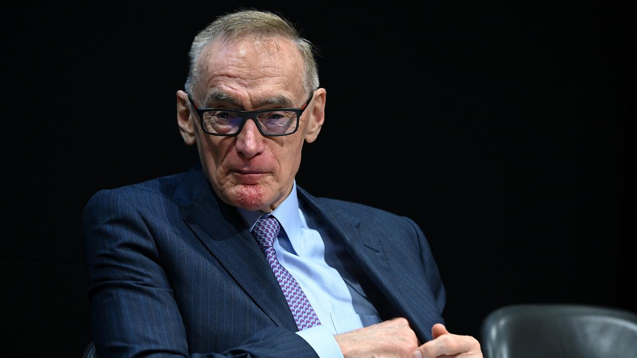 Former NSW Premier and Foreign Minister of Australia Bob Carr. (AAP Image/Joel Carrett)