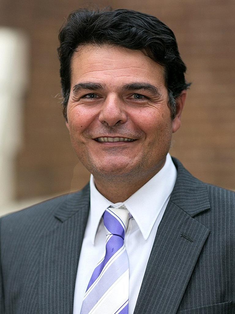 Brisbane Grammar School headmaster Anthony Micallef. Picture: Supplied