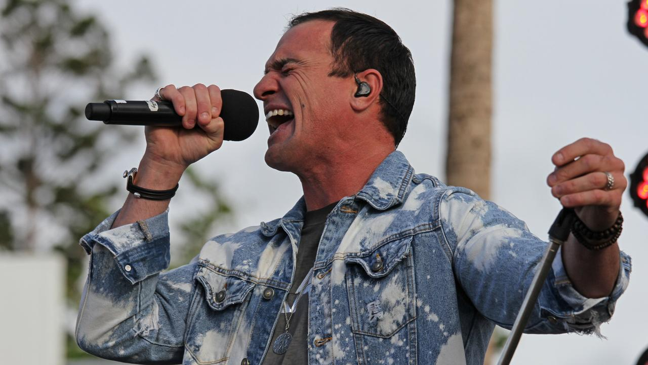 BLOCKBUSTER LINE UP: Shannon Noll will be performing in the Country Spirit Festival at the inaugural Tenterfield Autumn Festival.