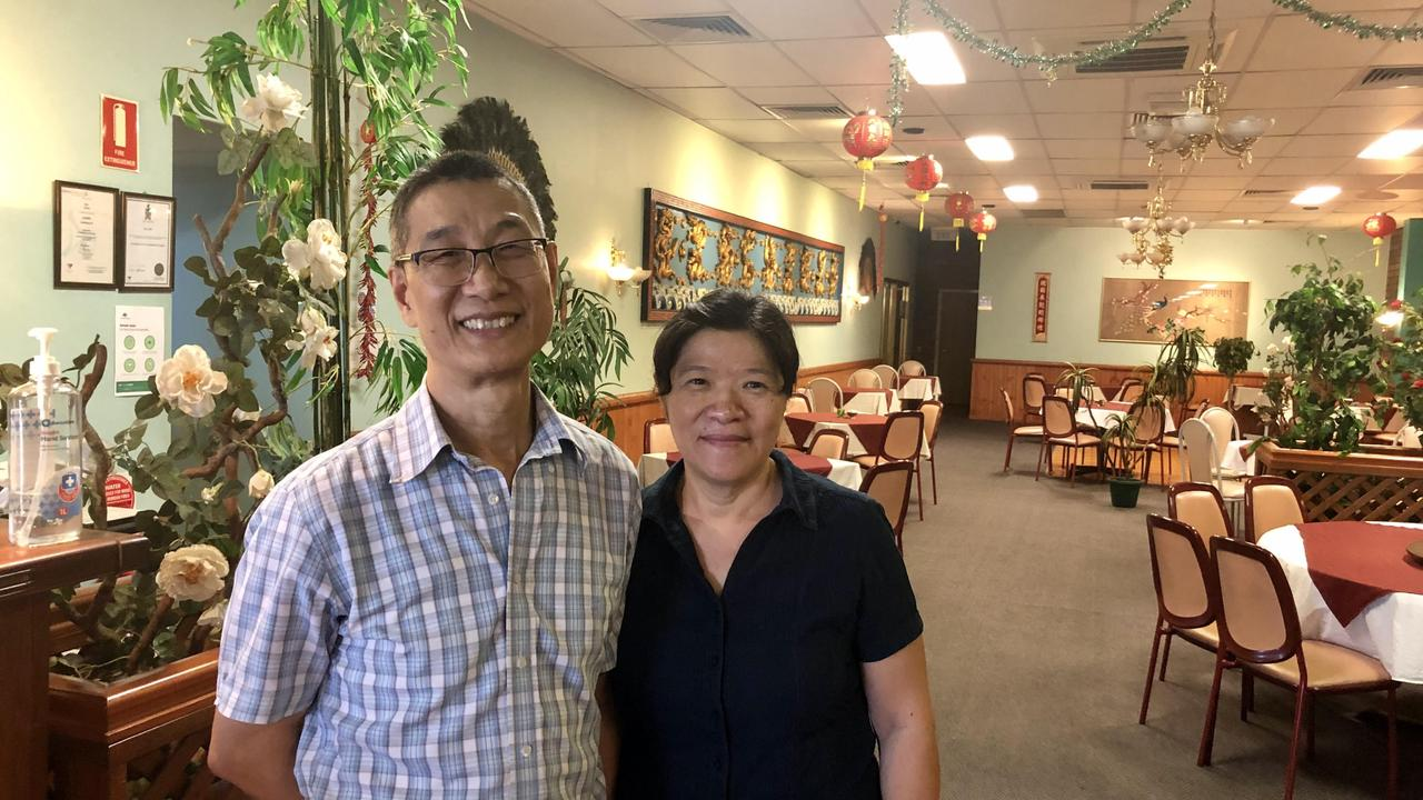 Ocean City Chinese owners Angela and Roy Kuong have put the business on the market after 40 years.