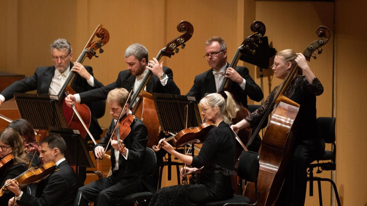 A free live stream of a special Queensland Symphony Orchestra concert at the Brolga Theatre later this month.