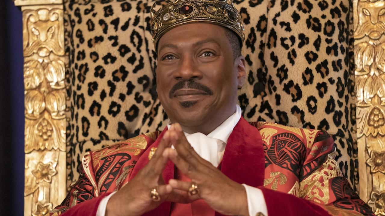Eddie Murphy reprises the role he first played 33 years ago.